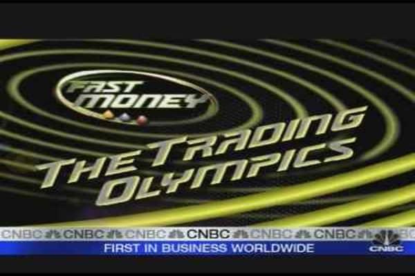 Trading Olympics: Valuation
