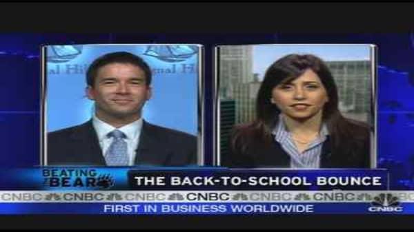 Back-to-School Stocks