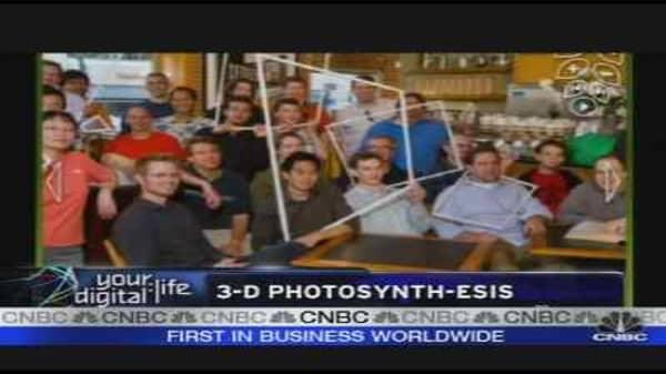 3-D Photosynthesis