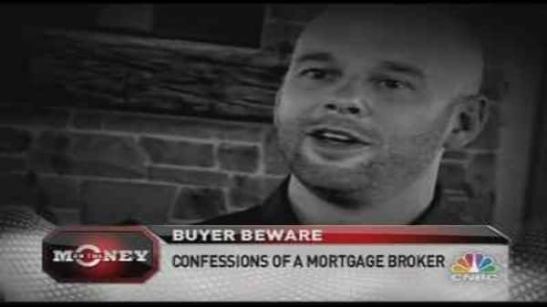 Mortgage Broker Confessions