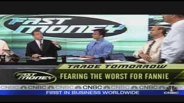 Tomorrow's Trades #1: FNM