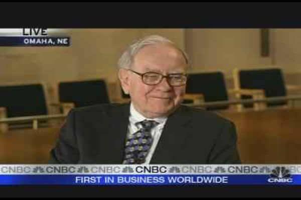 Warren Buffett on Financials