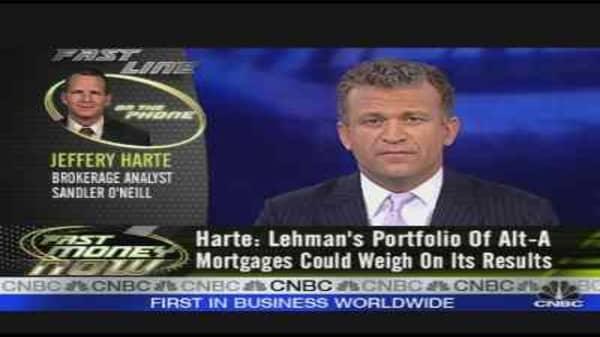 Story of the Week: Lehman
