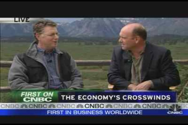 The Economy's Crosswinds