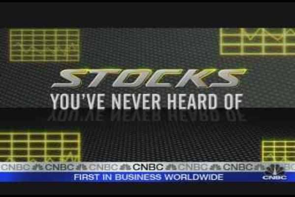 Stocks You've Never Heard Of