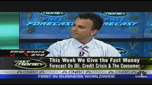 Fall Forecast: Oil