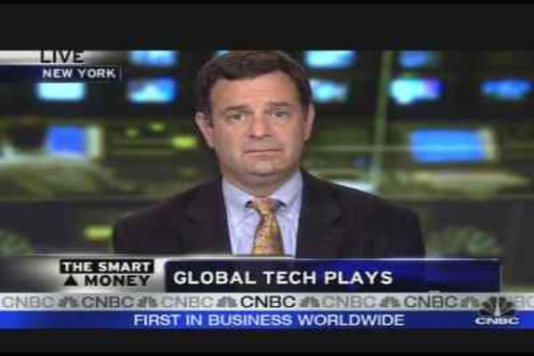 Smart Money: Tech