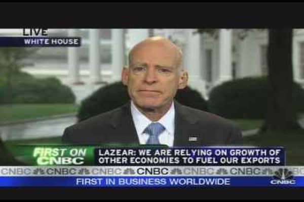 Lazear on the U.S. Economy