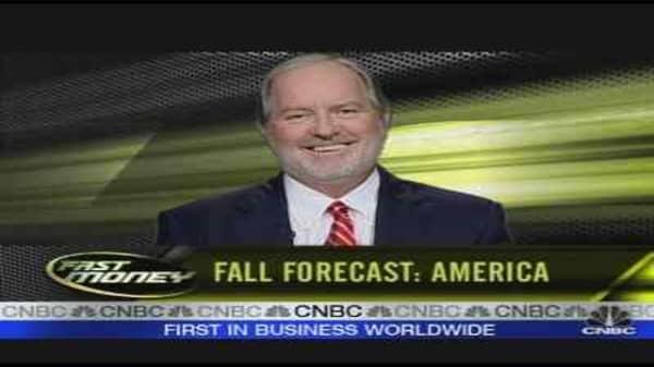 Fall Forecast: America