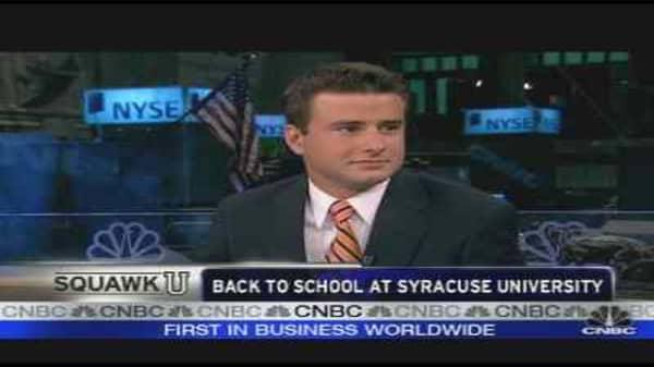 Student Investment Fund: Syracuse
