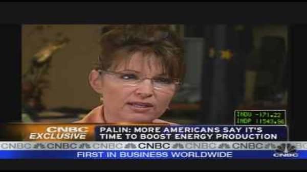 Palin & Bartiromo