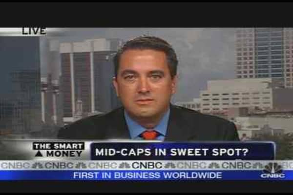Mid-Caps in Sweet Spot?