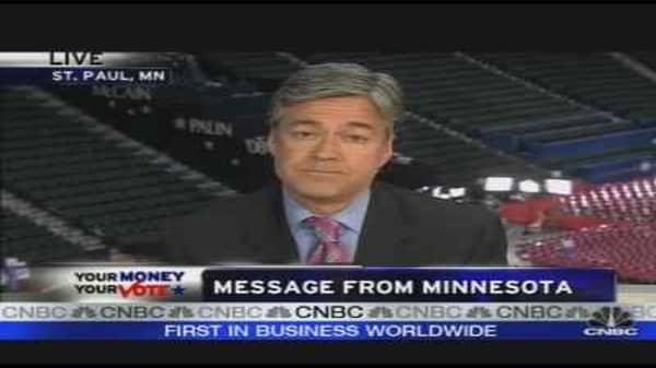 Message from Minnesota