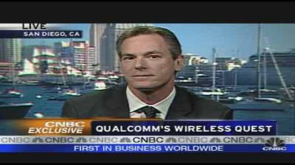 Qualcomm's Wireless Quest
