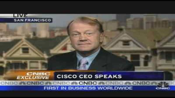 Cisco's New Profit Opportunity