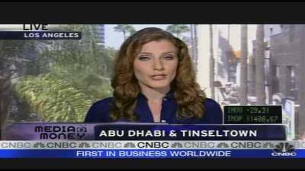 Abu Dhabi Meets Tinseltown