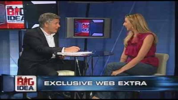 Web Extra: Sara Blakely's Business Rule Breaking