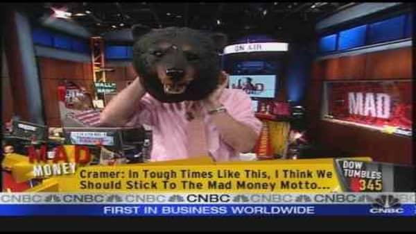 Cramer's Positive Attitude