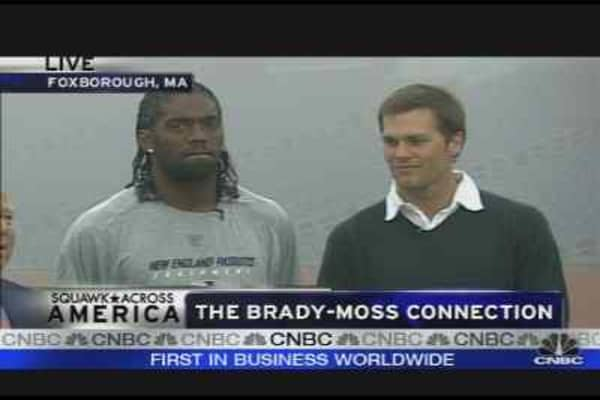 The Brady-Moss Connection