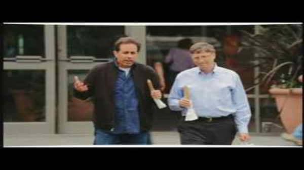 Microsoft & Seinfeld