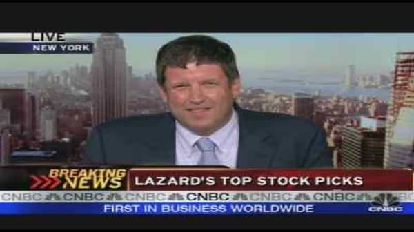 Lazard's Top Stock Picks