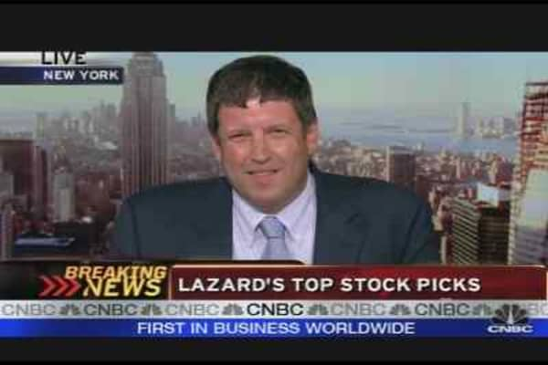 Lazard's Top Stock Picks