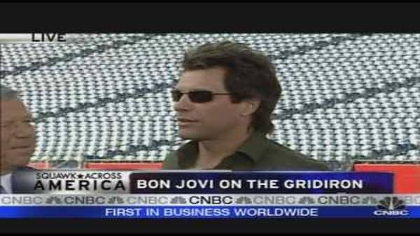 Jon Bon Jovi First & Ten