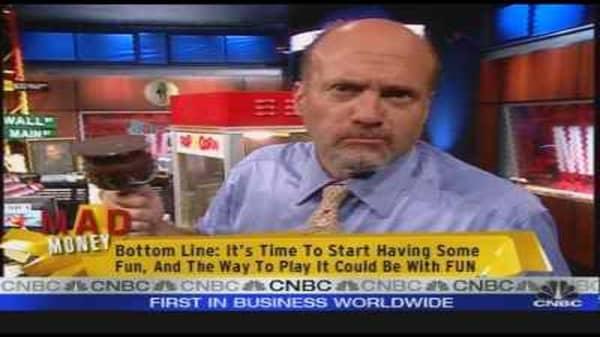 Cramer's FUN Stock