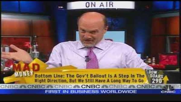 Cramer On Financials