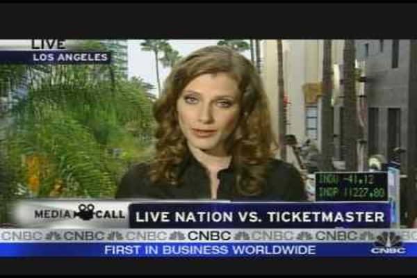 Live Nation vs. Ticketmaster
