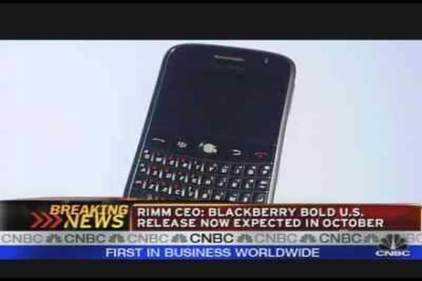 BlackBerry's Bold Move