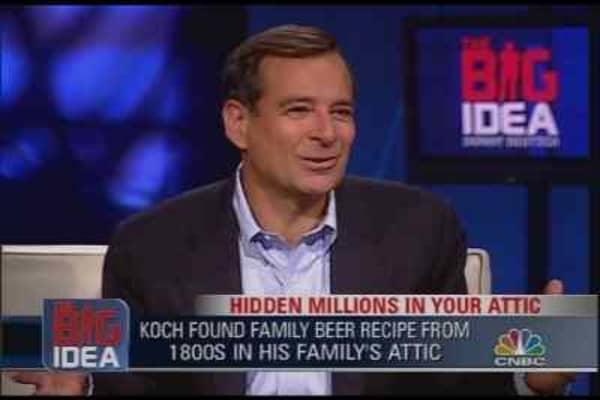 Sam Adams: Hidden Millions