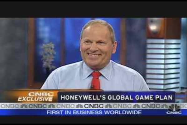 Honeywell's Global Game Plan