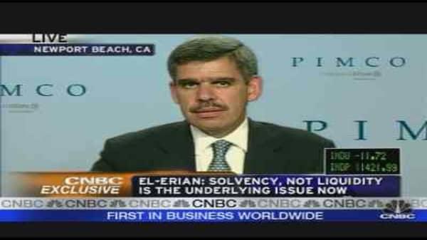PIMCO Co-CEO on Financials