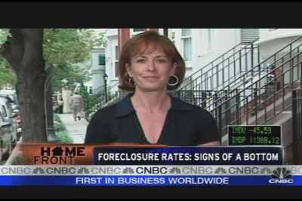 Realty Check: Foreclosures Rising