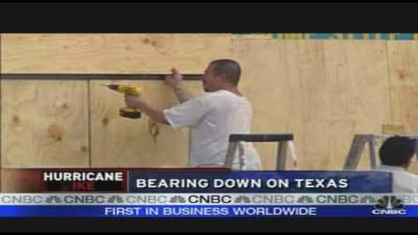 Bearing Down on Texas