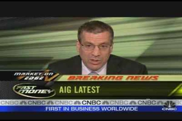 Breaking News: AIG