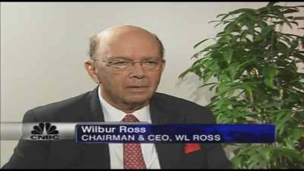 Wilbur Ross CNBC.com Exclusive Interview