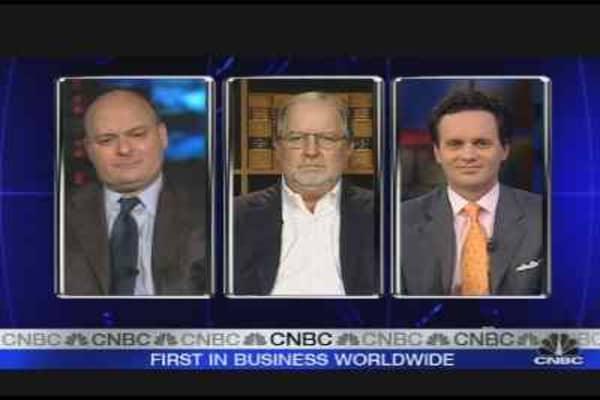 Goldman and Morgan Stanley