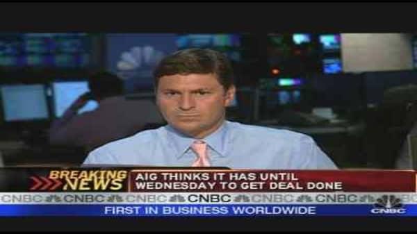 Buffett Backs Away From AIG