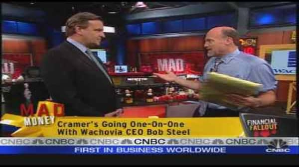Wachovia CEO One-on-One