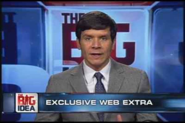 Web Extra: Tim Sanders