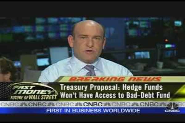 Treasury's Proposal
