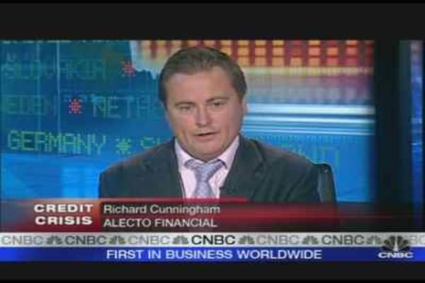 Bear Market Still in Place: Cunningham
