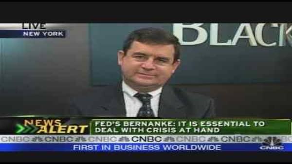 Bob Doll on the Market Volatility