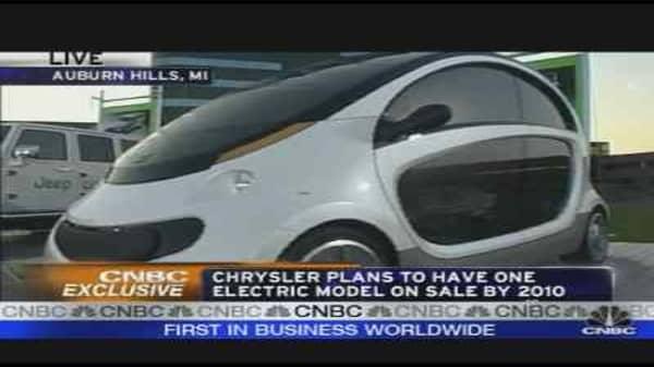 Chrysler's News Rides