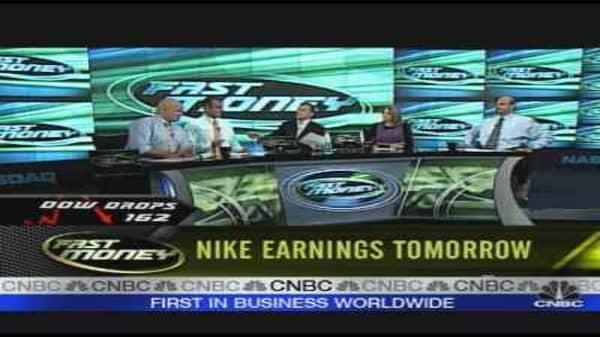 Discussing Nike Earnings