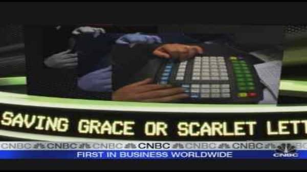 Saving Grace Or Scarlet Letter?