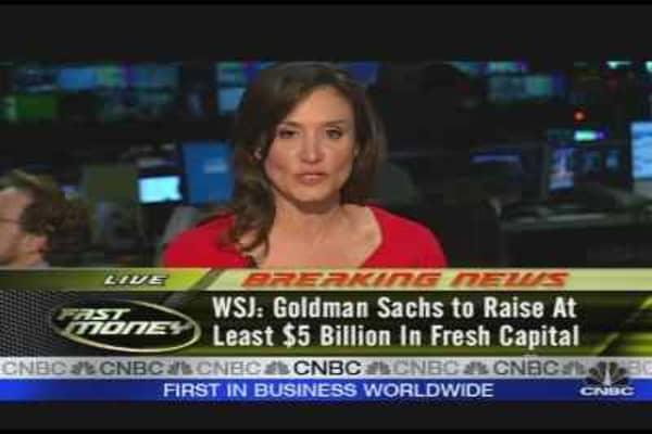 Breaking News: GS