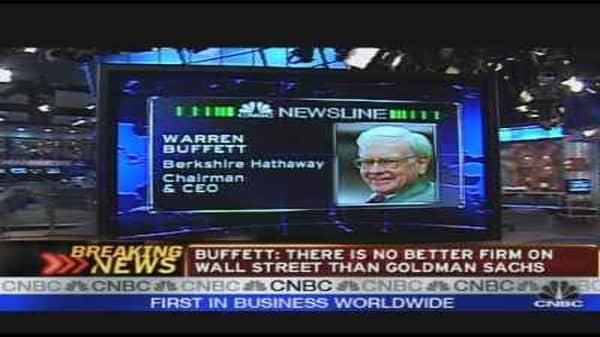 Warren Buffett: For the Good of the Market